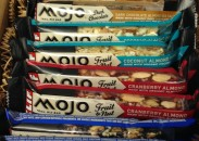 MOJO's 2014 Fruit and Nut bars