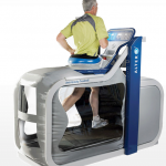 An AlterG treadmill.