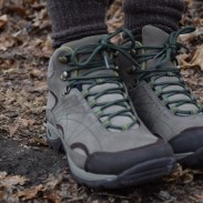 Chaco's Azula Mid Waterproof Boot in Bungee Regular.