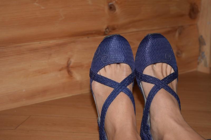 Women's Mood Indigo Ahnu Arabesque Shoes