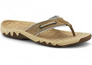 Sperry's new SON-R Pulse Thong Sandals are perfect for beach and boardwalk wear.