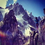 "CLIF Athlete Emelie Forsberg takes on the ""Feel Gravity"" Adventure Challenge."