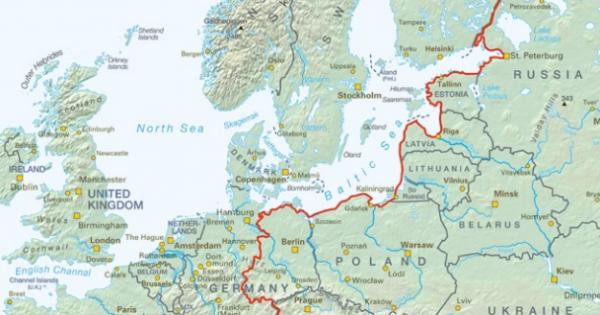 Iron Curtain to Become 4,225-mile Bike Path | ActionHub