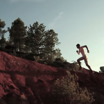 Kilian Jornet in a short film by Solomon Trail Running.