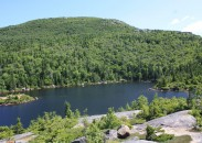 Maine's Tumbledown Pond is more than a swimming pole.