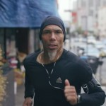 Homeless runner Ronnie Goodman explains what running means to him.
