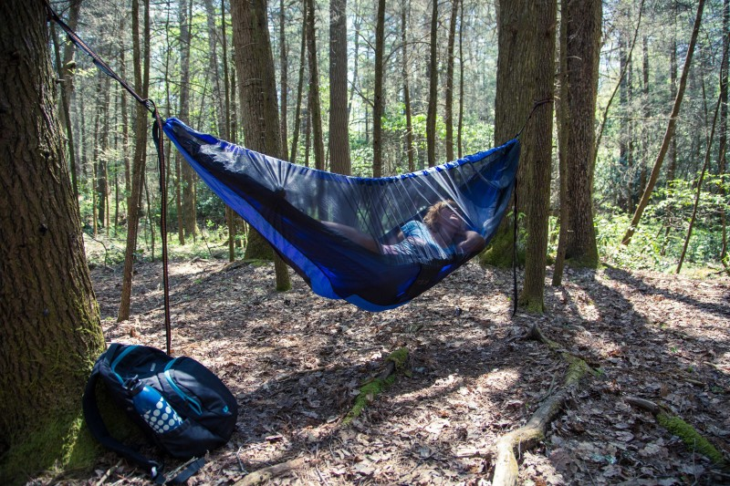 ENO Releases New Bug Net, Underquilt for Hammock Camping - ActionHub