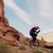 Moab Unicycling