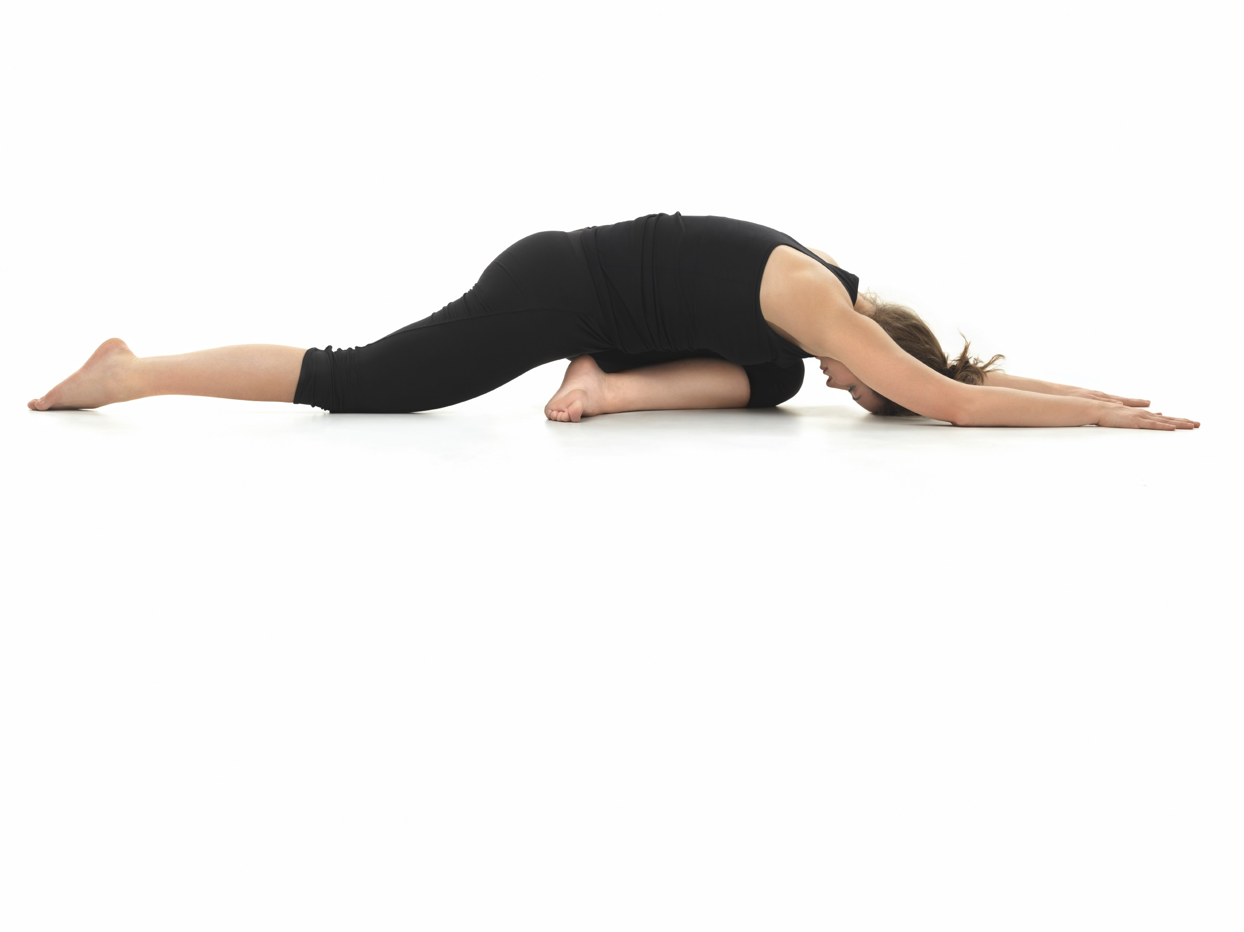 15 Minute Fitness Seven Yoga Poses For Runners Actionhub