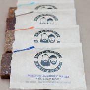 Bearded Brothers energy bars offer 100-percent natural sustenance for endurance athletes.