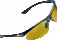 The polarization of Guideline's new Spray sunglasses offer superior protection.