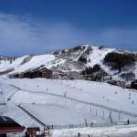 Steamboat's ski resort