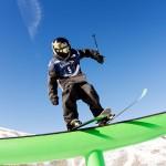 Joss Christensen. Image by Sarah Brunson/U.S. Ski Team.
