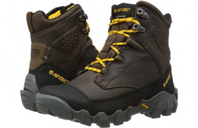 The Valkyrie i hiking boots from Hi-Tec.