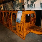 The world's first underground ski lift now housed in Utah's Park City Museum was an uncomfortable experience for many.