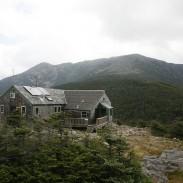Greenleaf Hut. Image courtesy of Herb Swanson, AMC.