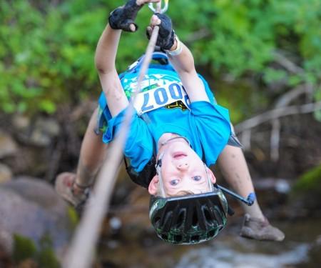 The Kids Adventure Games began five years ago in Vail, Colorado.