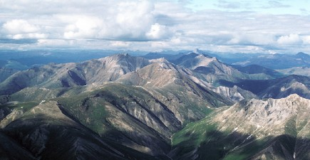 Gates of the Arctic National Park. U.S. Fish and Wildlife Service image.