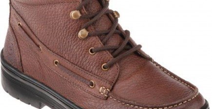 Magellan's Serrano boots.