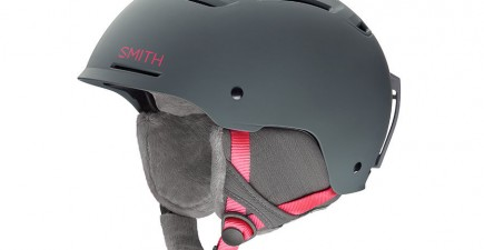The Smith Pointe helmet for women. Image courtesy of Smith.