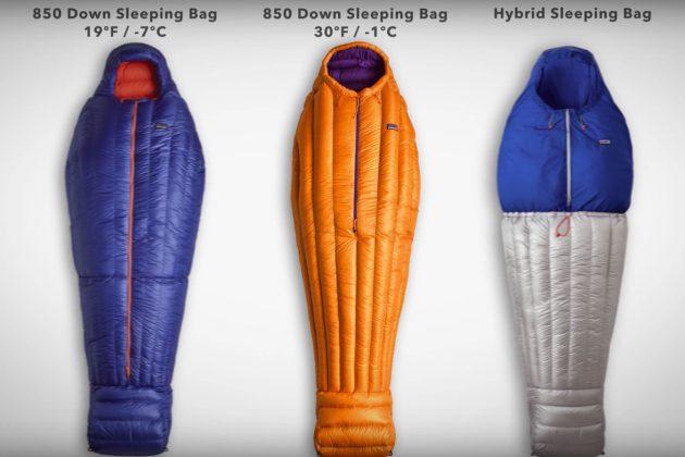Patagonia 850 Down Sleeping Bag   ActionHub