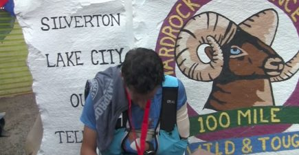 Kilian Jornet wins Hardrock 100 with dislocated shoulder | ActionHub