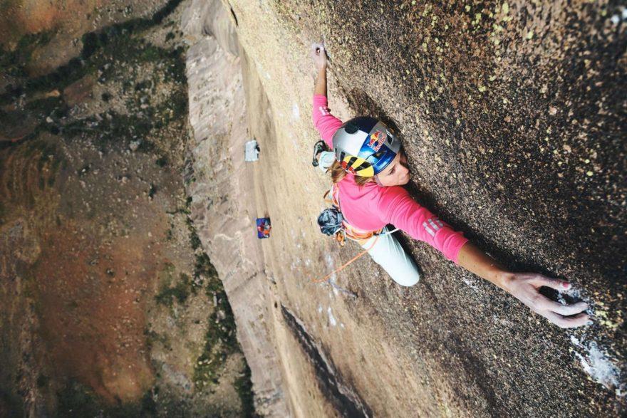 Sasha DiGiulian Becomes Second Ever to Free Climb Mora Mora | ActionHub